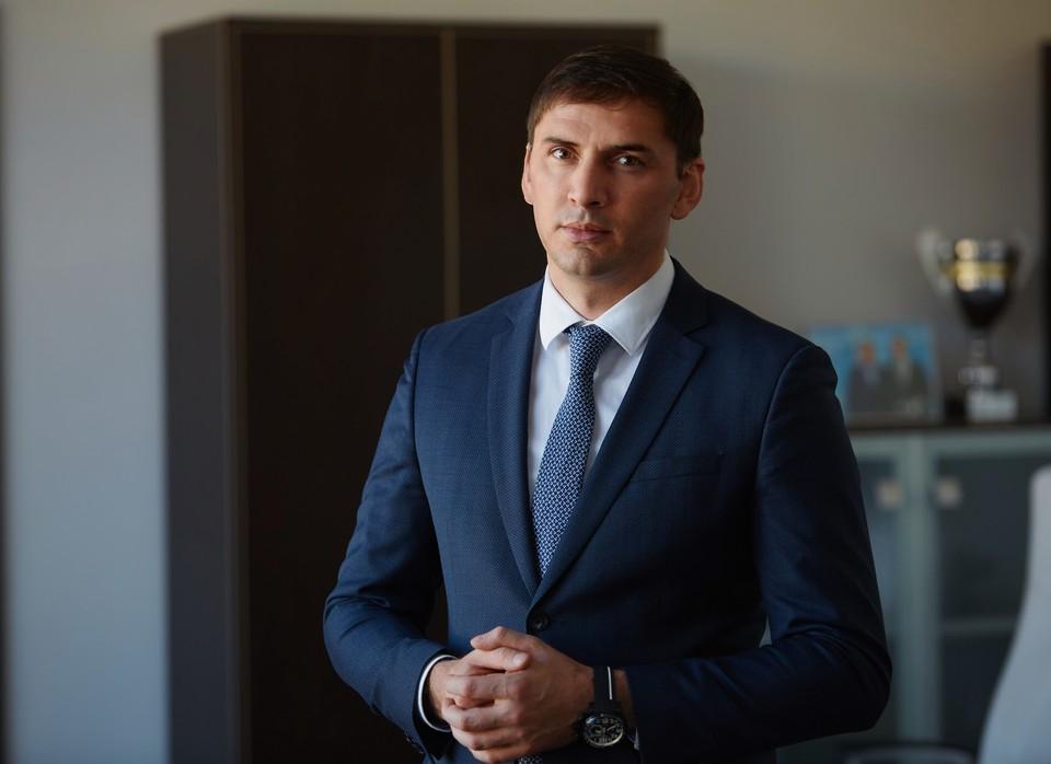 Управляющий ВТБ в СКФО Александр Дыренко Фото: Пресс-служба ВТБ