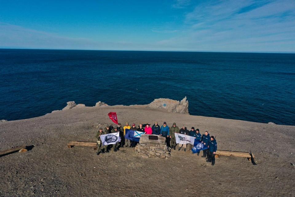 Экспедиция Северного флота продолжится до 31 августа. Фото: пресс-служба СФ