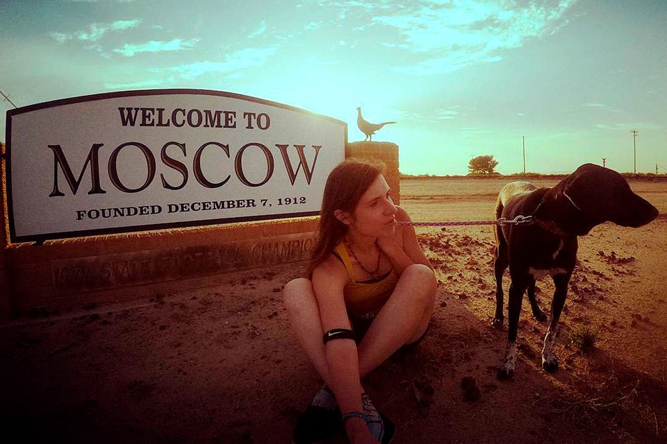 В США по меньшей мере 20 населенных пунктов носят наименование Москоу (Moscow).