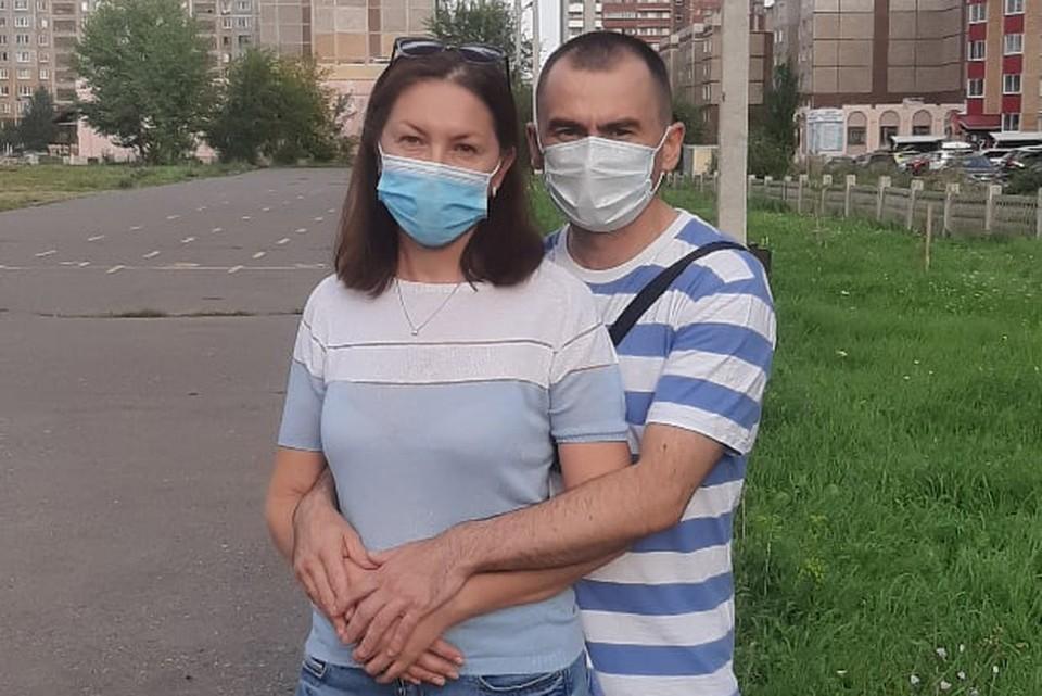 Татьяна и Игорь заболели в начале августа. До сих пор их детей не проверили на коронавирус.