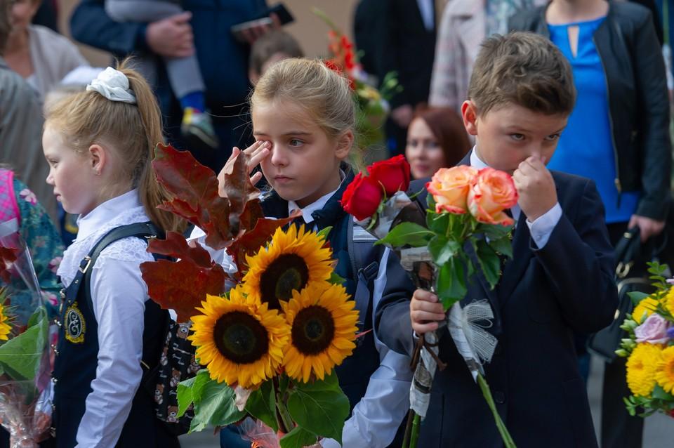 1 сентября 2020 в Ростове-на-Дону: сколько по-правильному учиться и отдыхать.