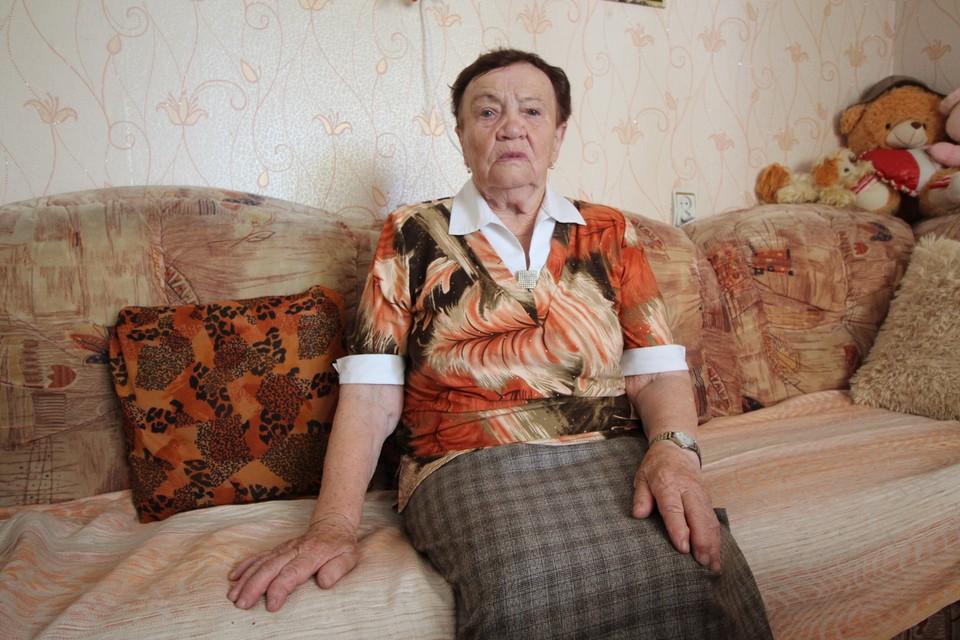 В этом году Зое Васильевне исполнилось 90 лет.