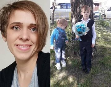 Красноярская медсестра рассказала, как провожала сына на линейку 1 сентября онлайн из «красной зоны»: «Хоть и не держала за руку, но была рядом»