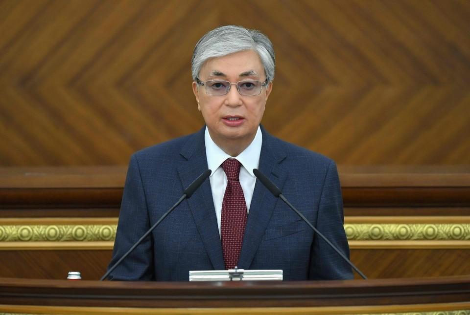 Президент Республики Казахстан Касым-Жомарт Токаев. Фото: akorda.kz