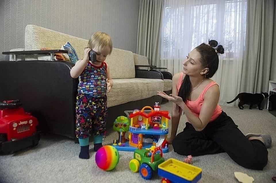 Налоговые вычеты на детей предложили увеличить в три раза