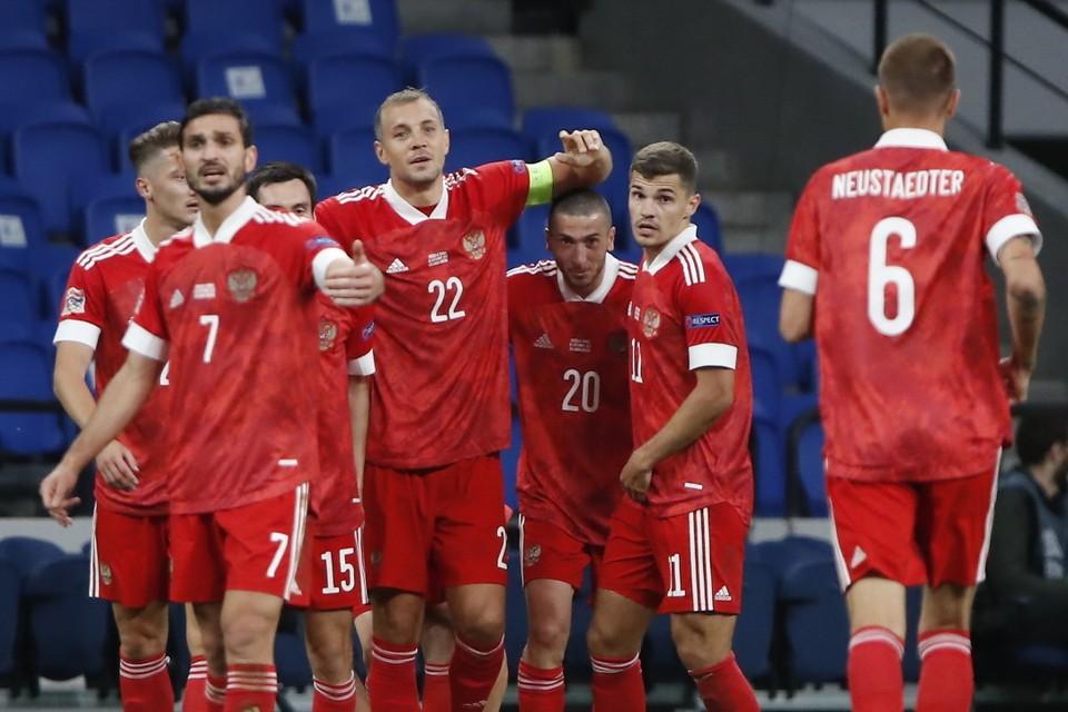Россию ждет игра против Венгрии.