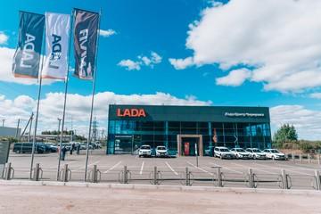 «Качественный, технологичный, современный». В Чернушке открылся официальный дилер LADA