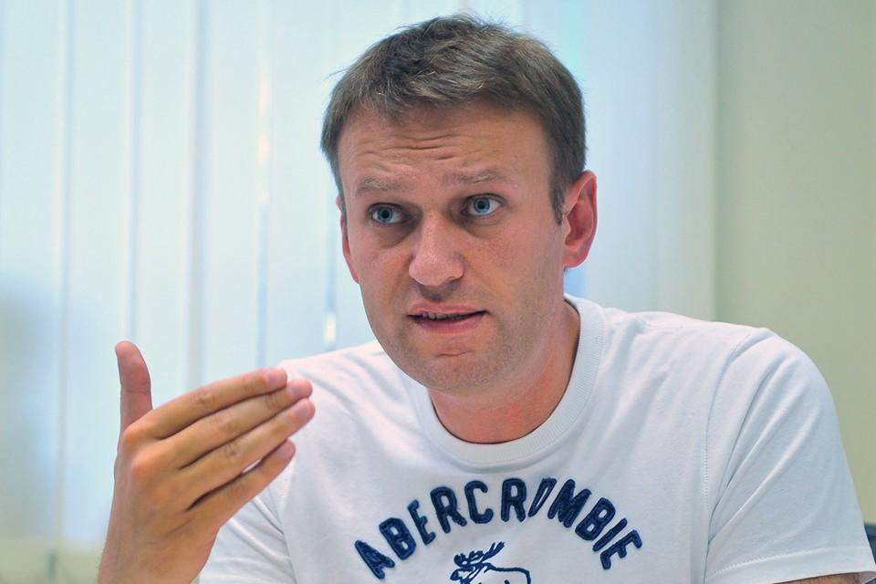 Навального вывели из комы, ему стало лучше