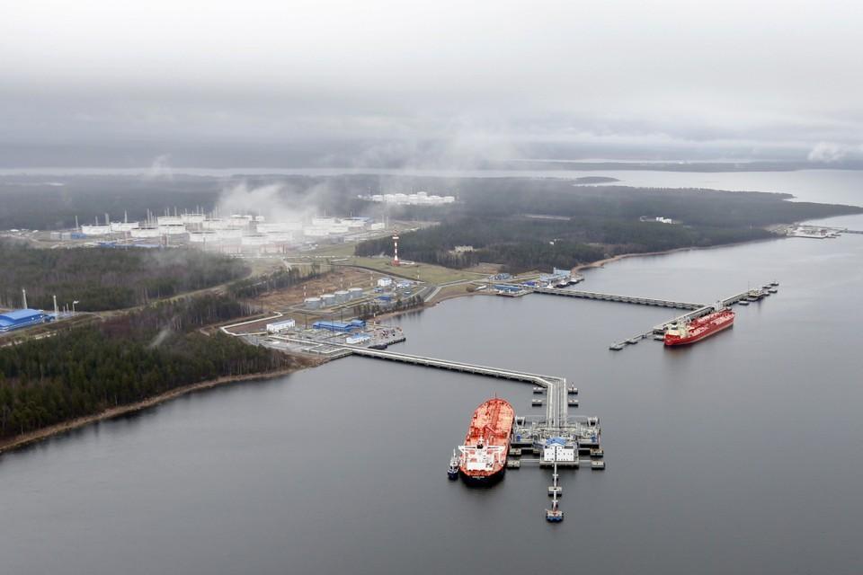 Соблюдение регламента порта Приморск могло предотвратить инцидент с танкером. Фото: ПАО «Транснефть».