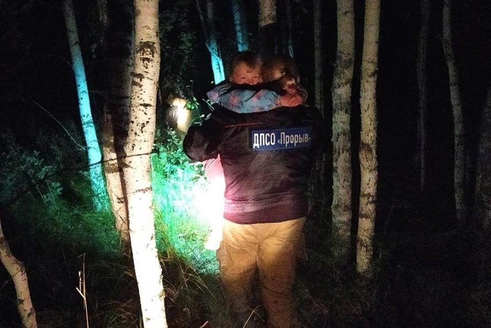 """В поисках участвовали волонтеры, спасатели и полиция. Фото: сообщество """"Сила Березовского в людях"""""""