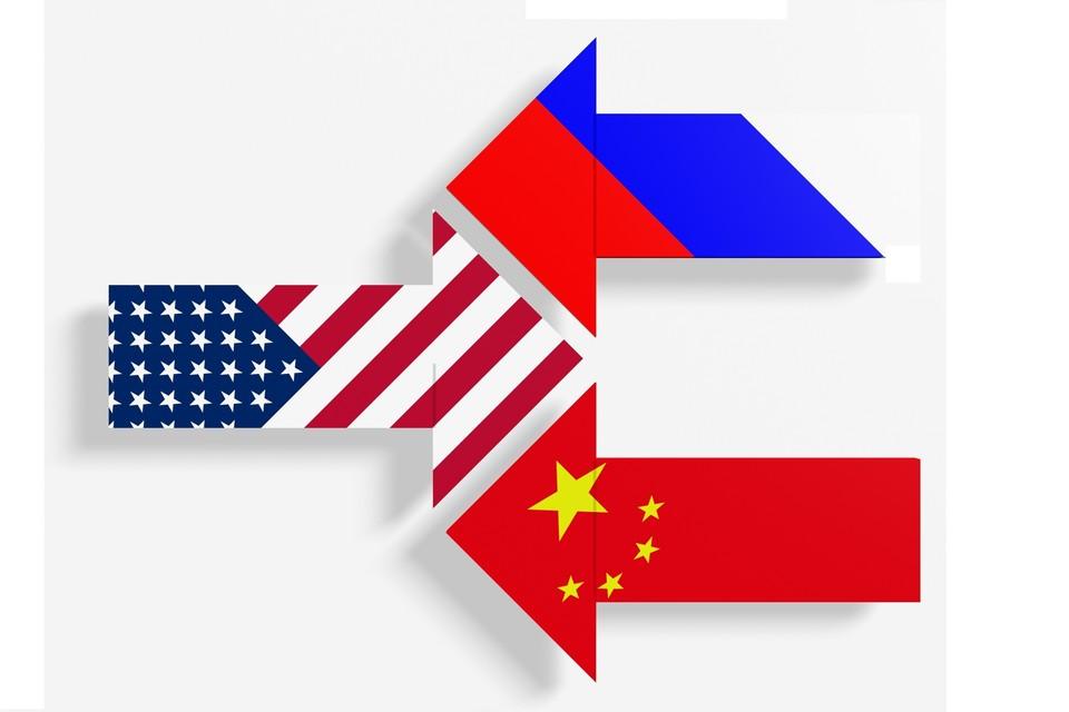 Новая турбулентность в геополитическом треугольнике США – Китай – Россия. Фото: Shutterstock