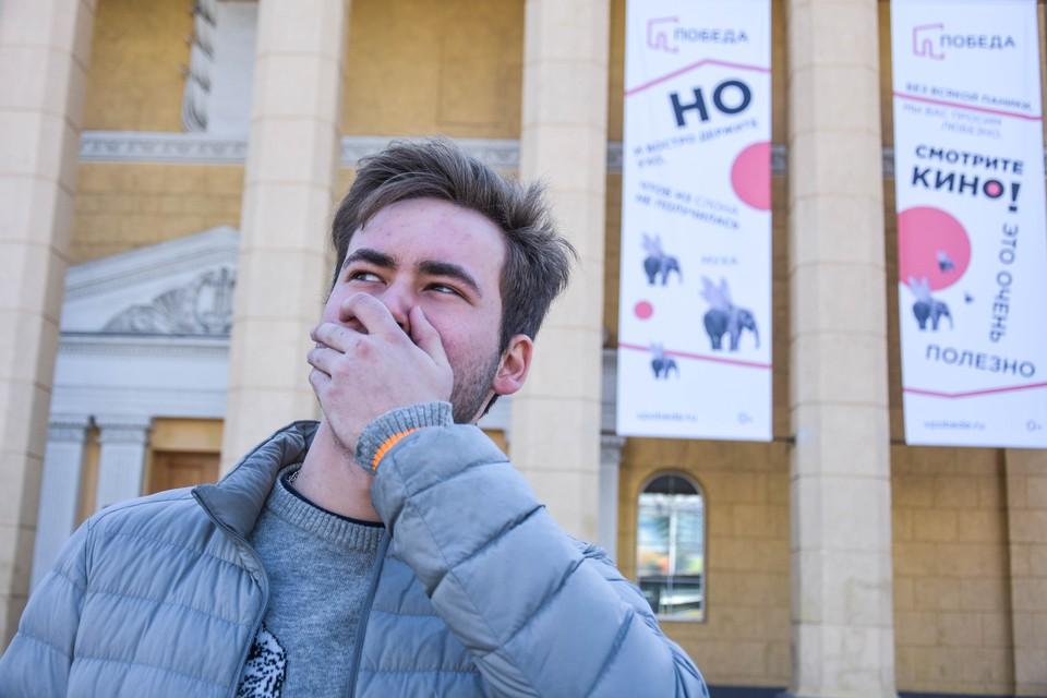 Вторая волна коронавируса может совпасть с открытием кинотеатров в Новосибирске.