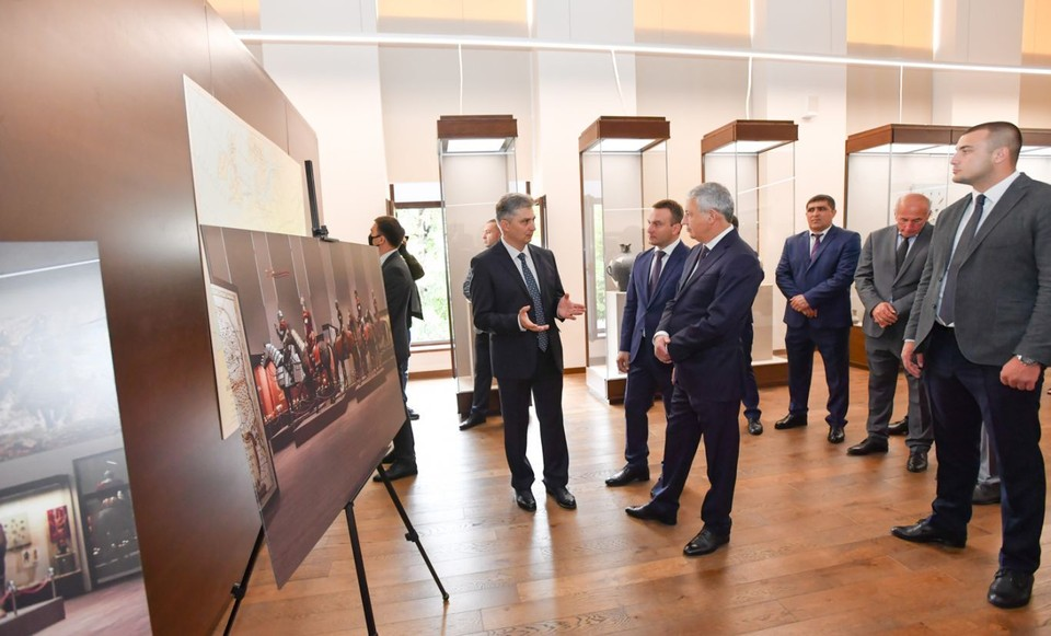 Фото пресс-службы главы РСО - Алания.