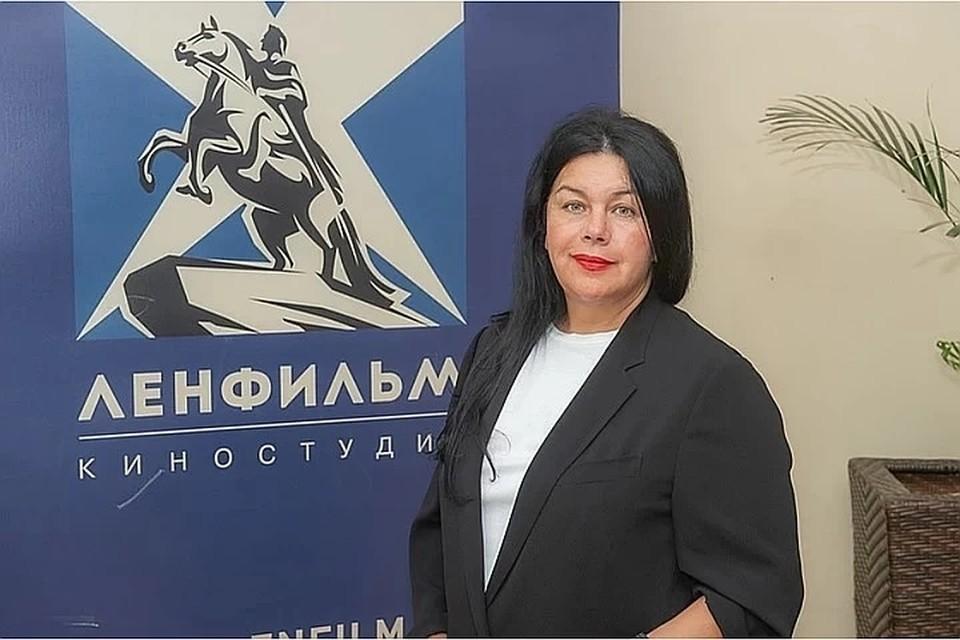 """Инесса Юрченко попрощалась с """"Ленфильмом""""."""