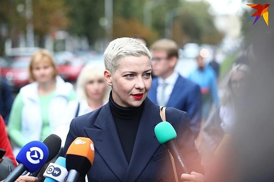 Колесникова написала заявление в СК