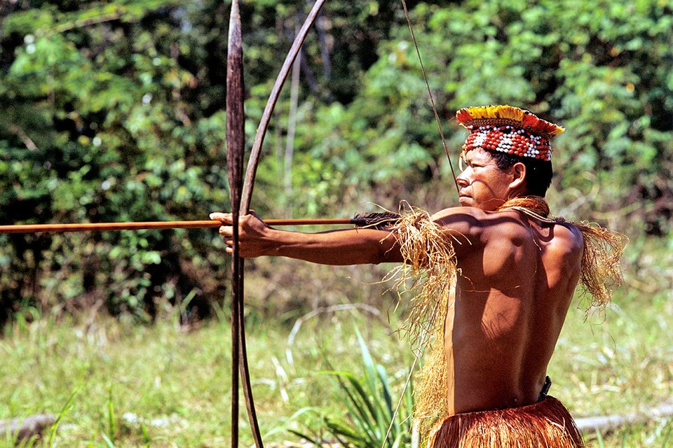 Бразильский ученый стал жертвой амазонских аборигенов.