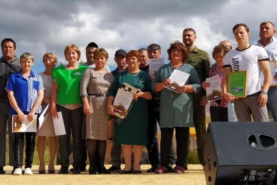 Жители Ульяновки всем селом выбрали здоровый образ жизни. ФОТО: пресс-служба правительства Забайкальского края.