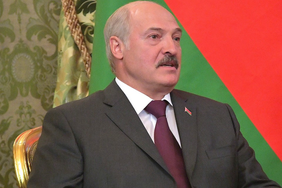 Александр Лукашенко вылетел в Россию на переговоры с Владимиром Путиным