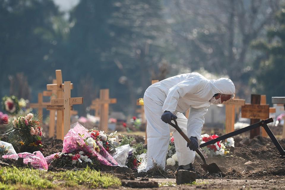 Всемирная организация здравоохранения ожидает, что в октябре и ноябре показатель смертности от коронавируса в Европе увеличится.