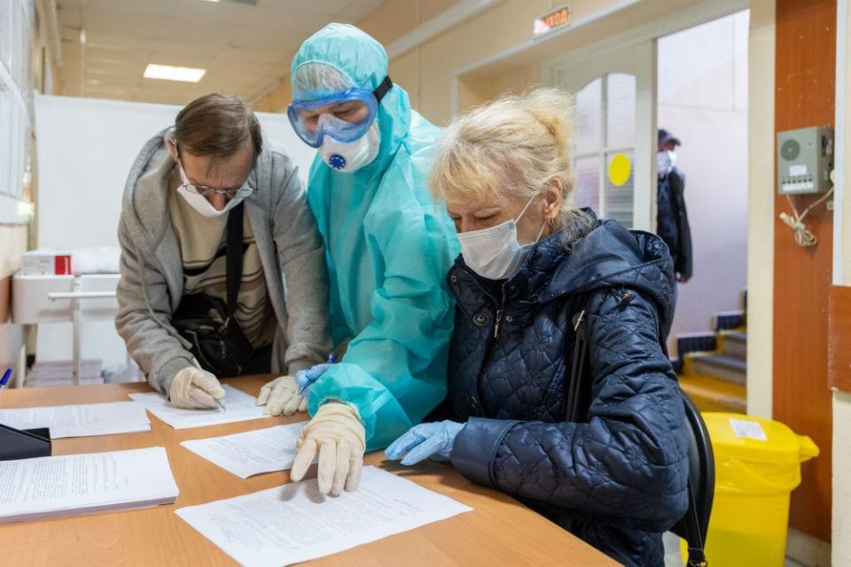 В августе в Мурманской области прошло исследование на популяционный иммунитет к коронавирусу.