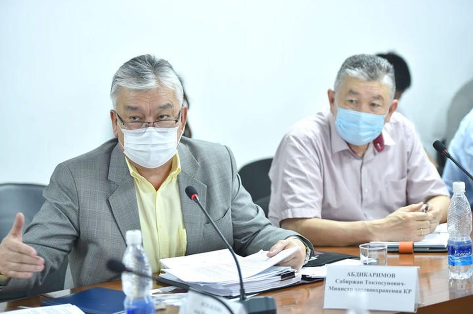 Глава Минздрава рассказал об эпидемиологической ситуации в стране.