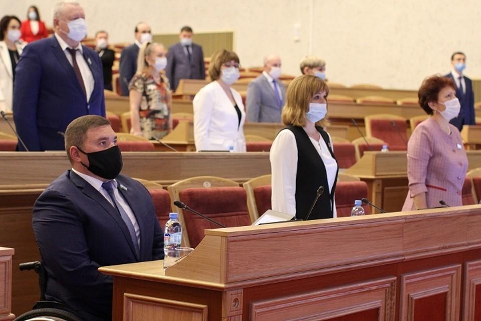 Окончательное решение должны принять депутаты парламента Башкирии