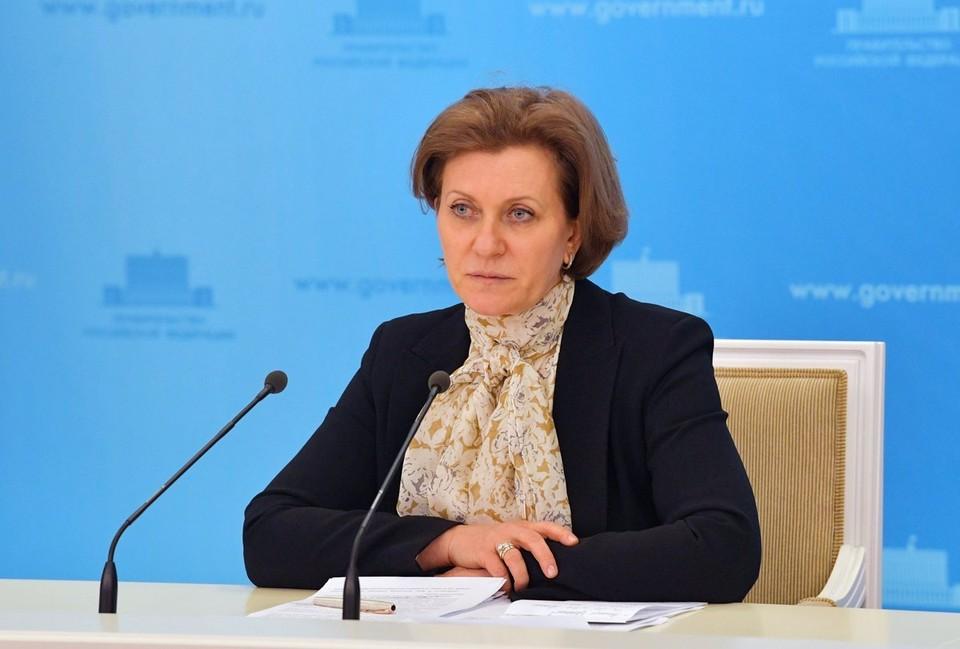 Анна Попова сообщила об опасности переболевшего коронавирусом пациента
