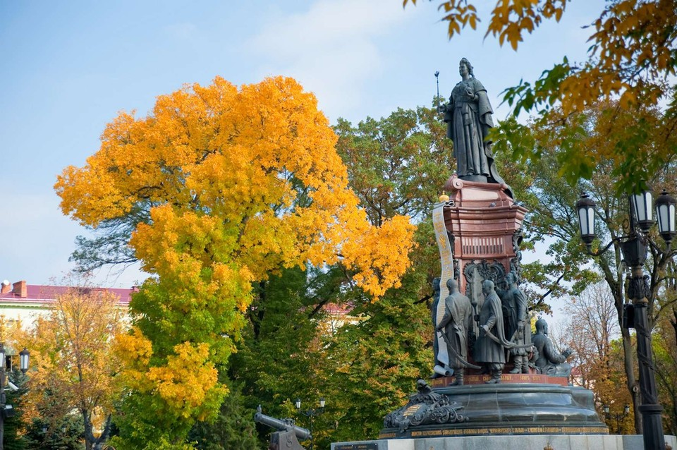 В Краснодарский край осень придет 19 сентября