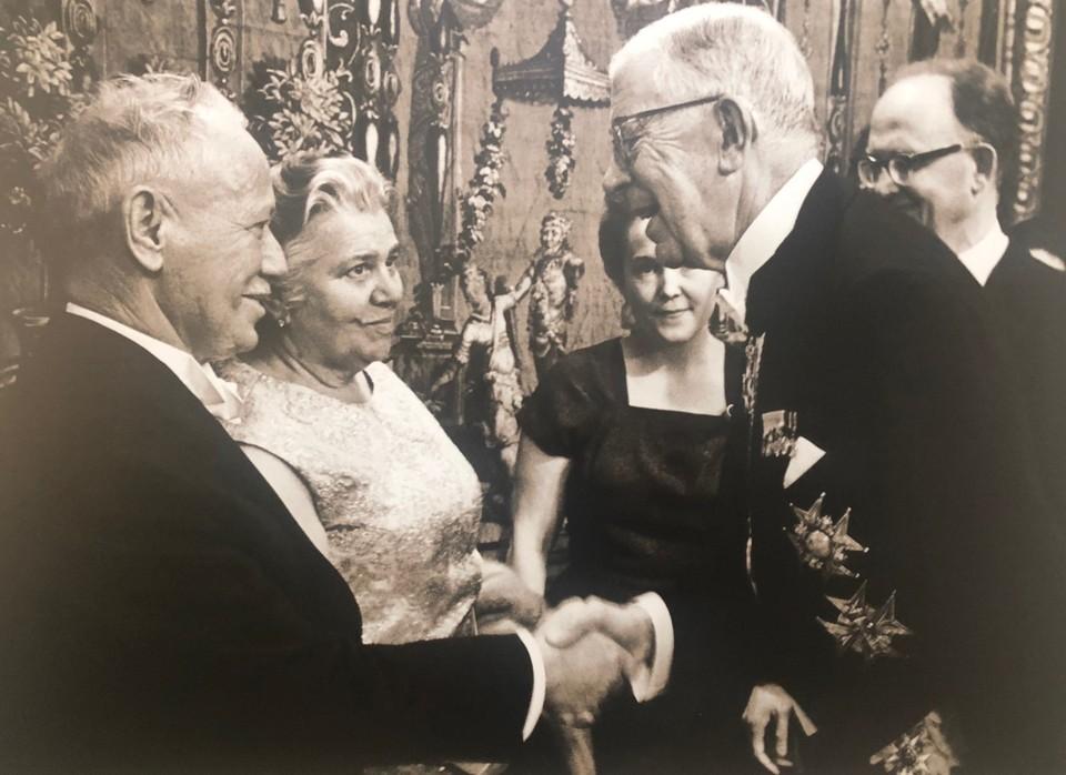 Шолохов оставил след в жизни многих людей. Фото: Предоставлено Музеем-заповедником М.А. Шолохова.