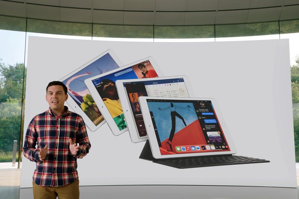У iPad 8 процессор A12 Bionic с системой искусственного интеллекта