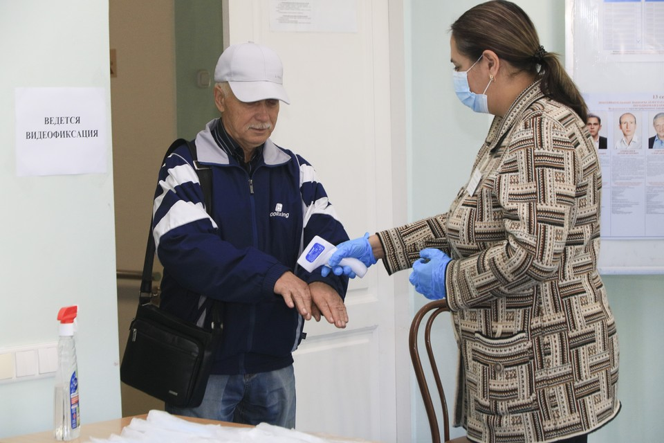 Выборы в Коми шли три дня