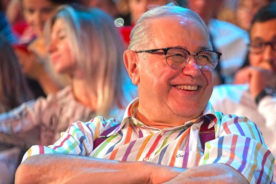 У 75-летнего Евгения Петросяна появился наследник