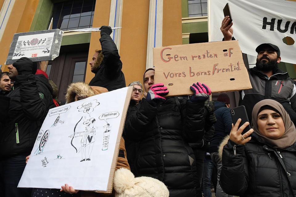 Арабы высказали свое мнение по поводу несогласия коренных жителей Швеции принимать их культуру