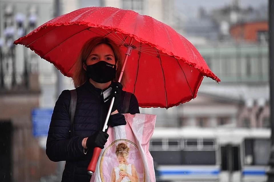 Синоптик рассказал о погоде в Москве в ближайшую неделю