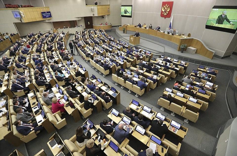 Депутаты Госдумы от Тамбовской области стали третьими по количеству прогулов
