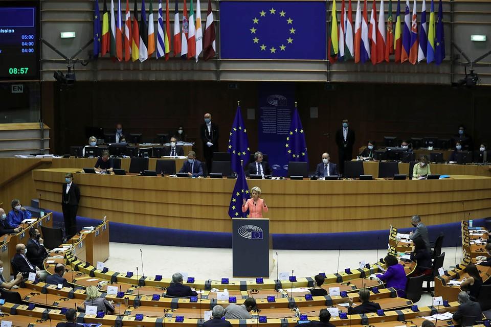 Резолюции Европейского парламента – это, конечно, не руководство к действию. Они носят сугубо рекомендательный характер.