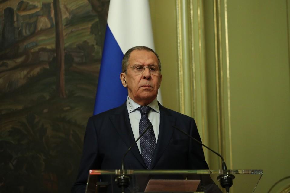 Лавров сказал, что граждане Грузии могут посетить Россию уже сейчас