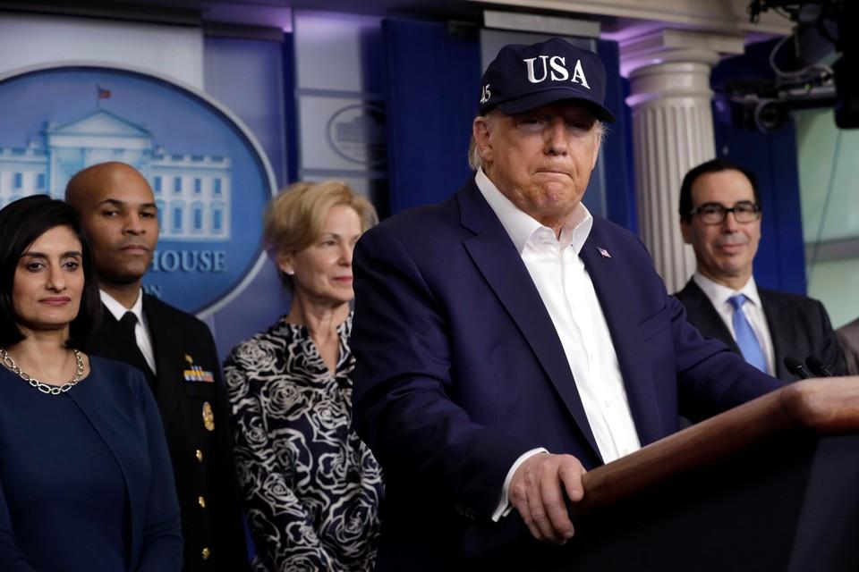 Трамп рассказал о потере всех своих друзей из-за избрания президентом
