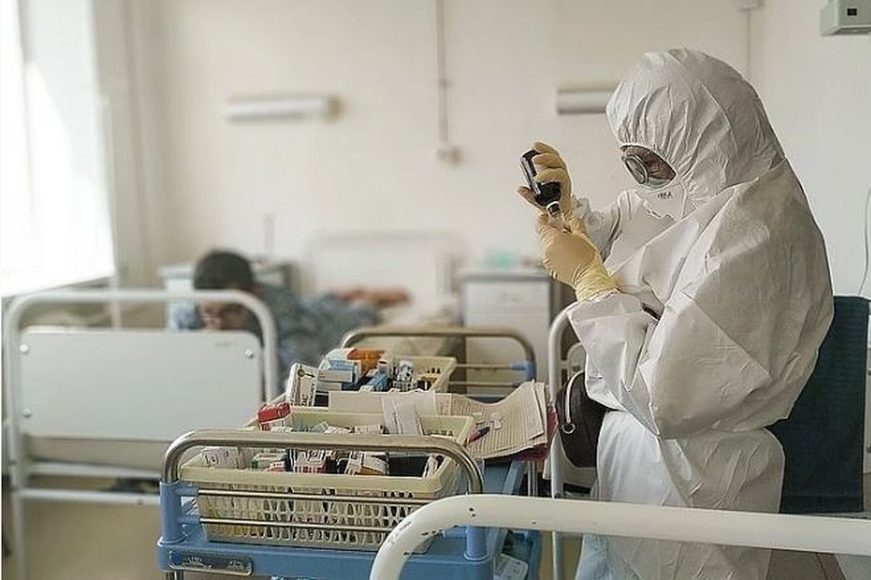 В Челябинской области врачей наградят за борьбу с ковидом.