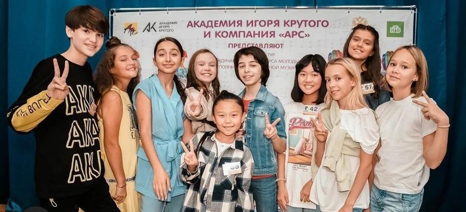 Игорь Крутой назвал финалистов «Детской Новой волны». Фото: пресс-служба фестиваля
