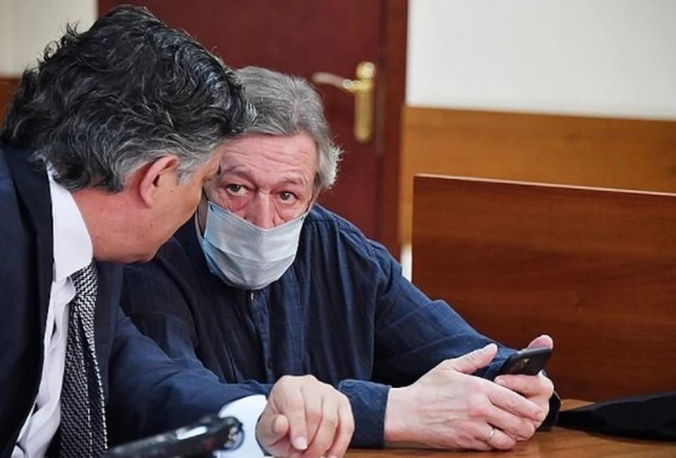 Пашаев подал расширенную жалобу на приговор Ефремову