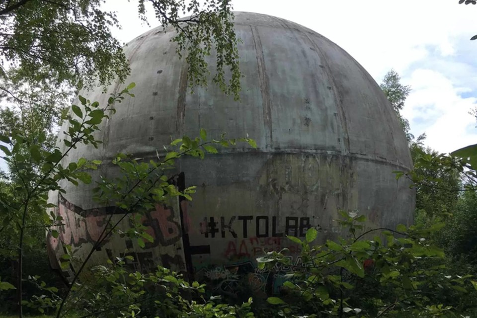 Раскрыта тайна огромного шара в Тверской области, который так полюбили туристы
