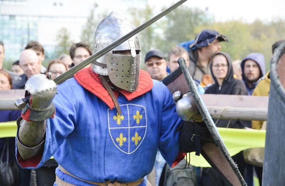 Традиционный рыцарский турнир смогут увидеть гости фестиваля. Фото: администрация Твери