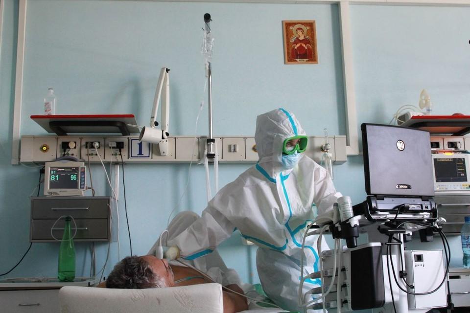Коронавирус диагностировали еще у полсотни человек за последние сутки.