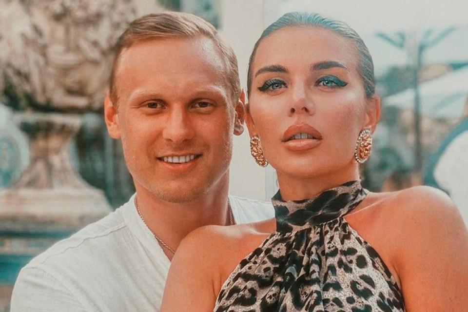 Анна Седокова и Янис Тимма поженились. Фото: Инстаграм.