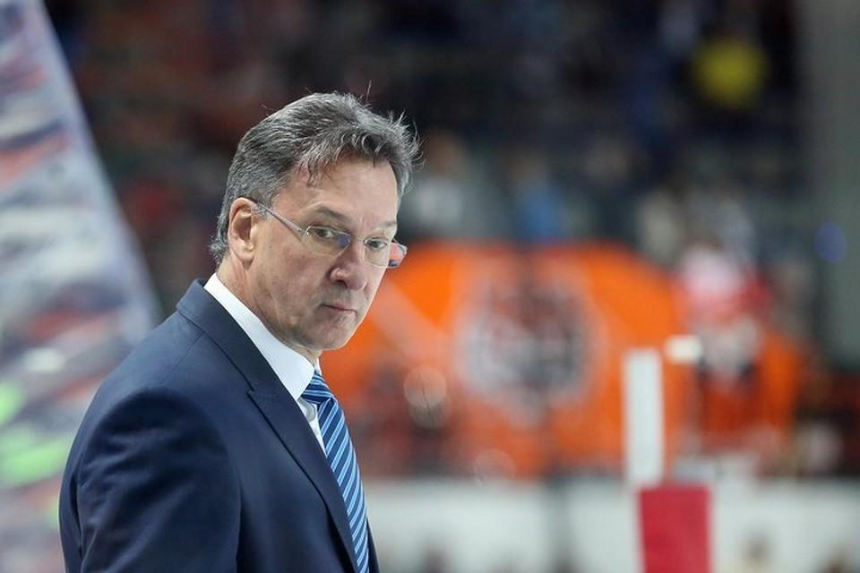 Главным тренером хабаровского «Амура» стал Сергей Светлов