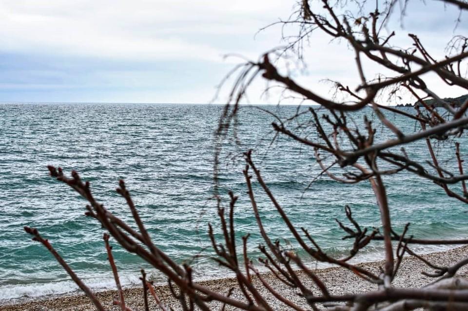 Сейчас самую низкую температуру морской воды отмечают в Керченском проливе - 20 градусов.