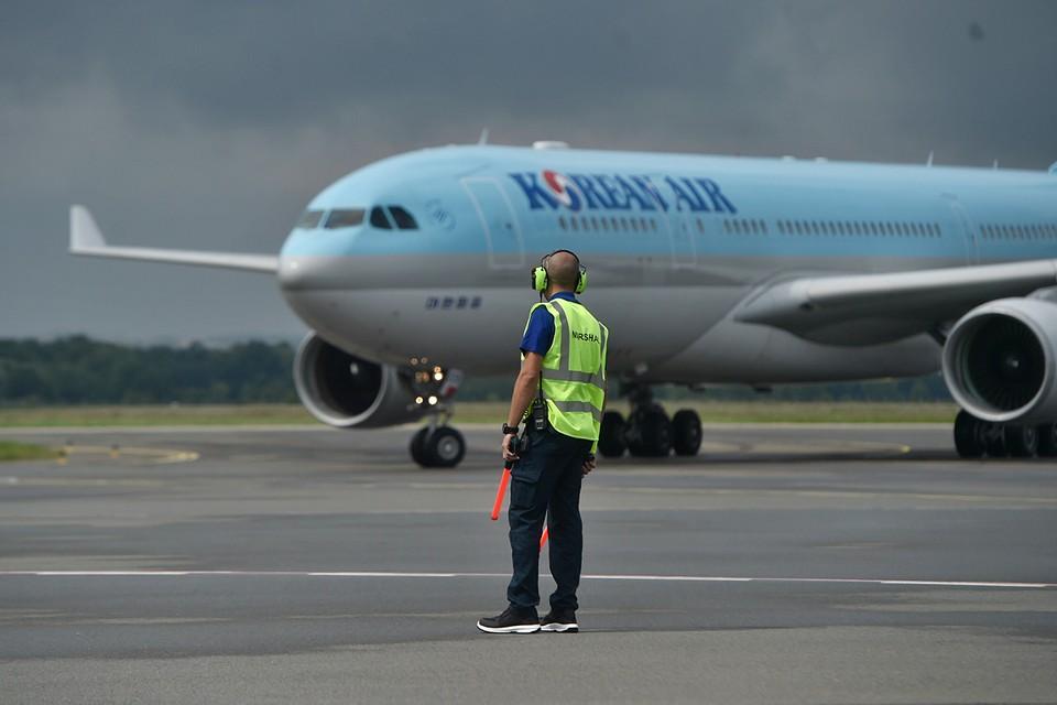 """Рейсы из России в Сеул будут выполняться один раз в неделю """"на взаимной основе"""""""