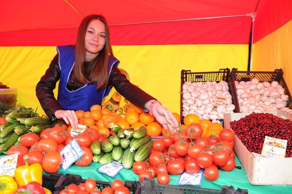 В Новокузнецке продовольственная ярмарка пройдет несмотря на режим самоизоляции
