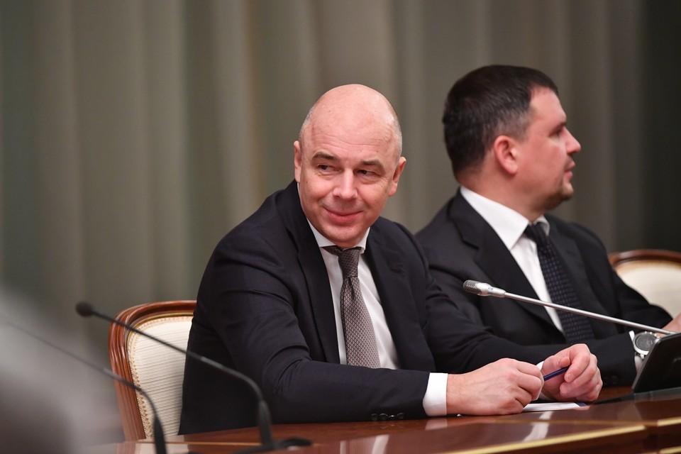 Силуанов назвал Белоруссию надежным заемщиком России